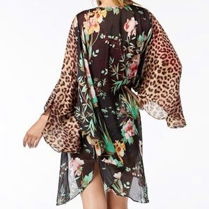 Betsey Johnson Kimono Cover Up